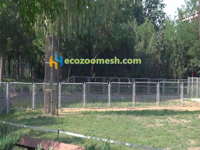 Deer Fence Mesh Deer Enclosure Netting Deer Cage Fence