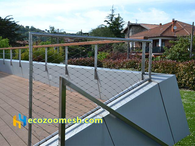 Protective nets, sports enclosure, stadium fence, bridge fence mesh ...